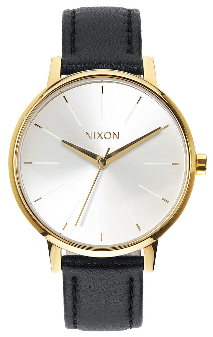 Nixon Kensington Leather Gold   White   Black A108-1964 - LQ - RIP ea680b1e15